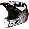 Kask FOX V1 Halyn Black/Pink