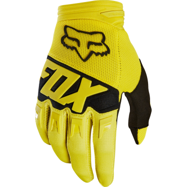 Rękawice FOX Dirtpaw Race Yellow