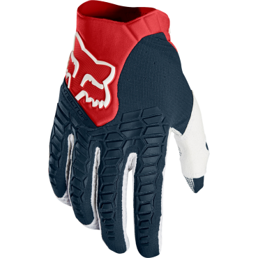 Rękawice FOX Pawtector Navy/Red