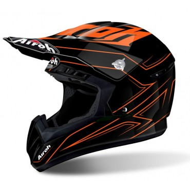 Kask Airoh Switch Spacer Orange