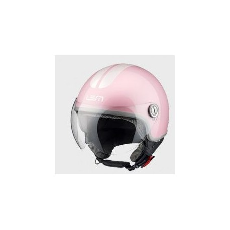 Kask LEM Go Fast Pink White