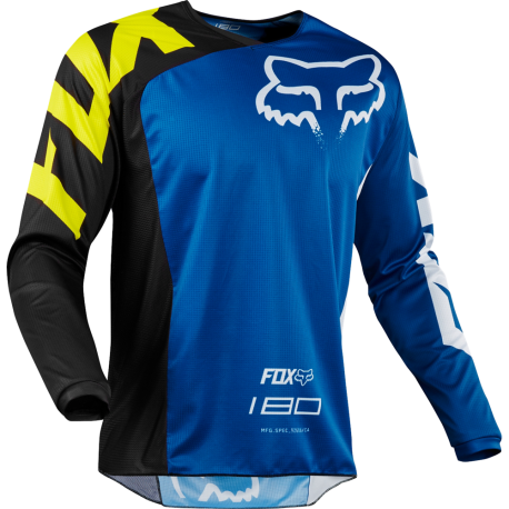 Bluza FOX 180 Race Blue