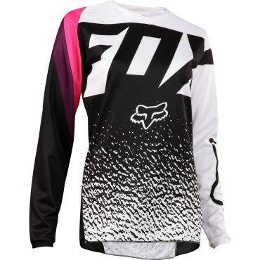 Bluza FOX Lady 180 Black/Pink