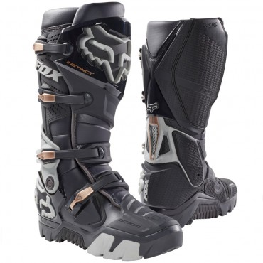 Buty FOX Instinct OFFROAD Boot Charcoal